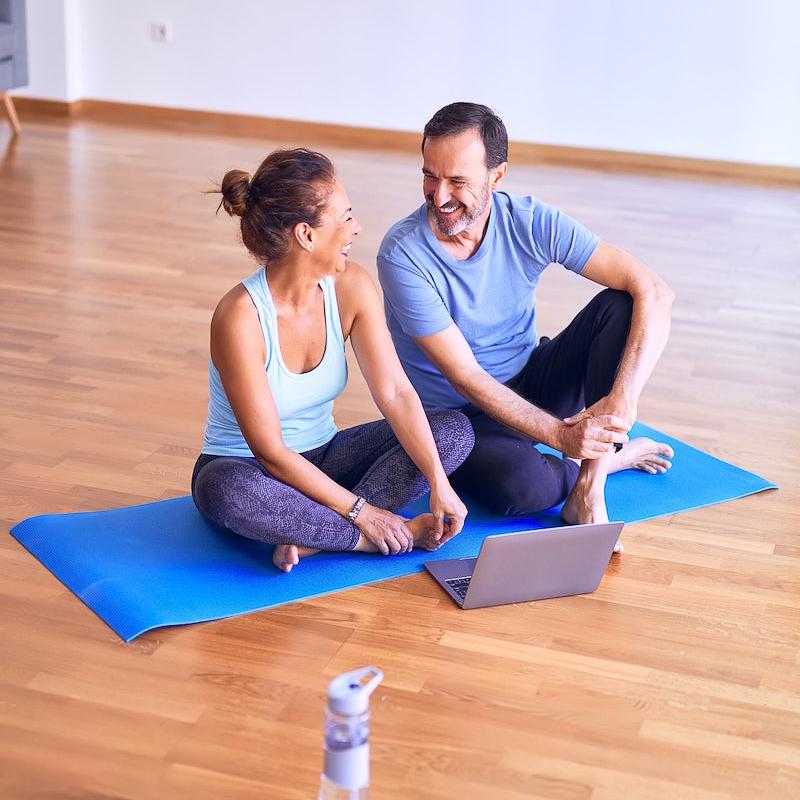 Coach Jennifer Shelton Balance Online Fitness Classes