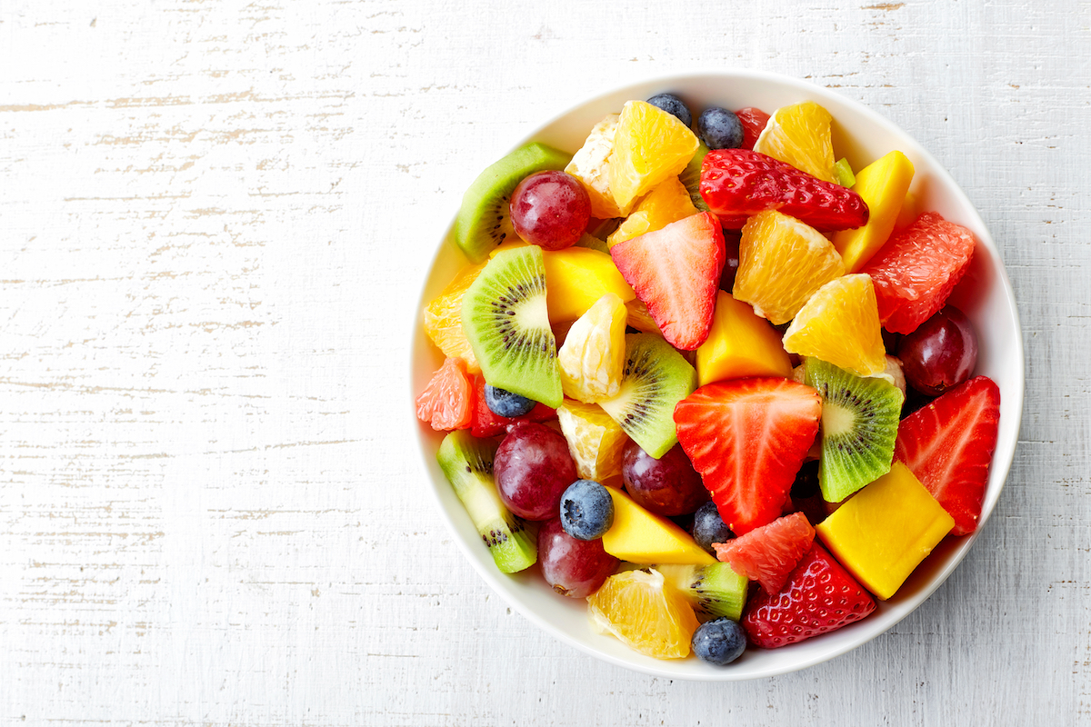 annual cleanse fruit